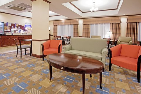 Holiday Inn Express & Suites BUFFALO - Breakfast Area