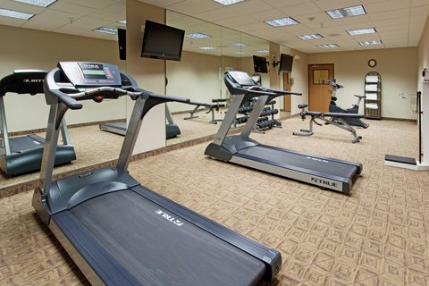 Holiday Inn Express & Suites BUFFALO - Fitness Center