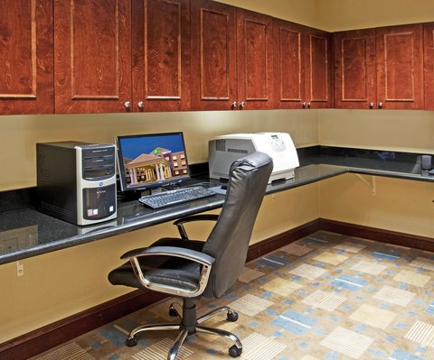 Holiday Inn Express & Suites BUFFALO - Business Center