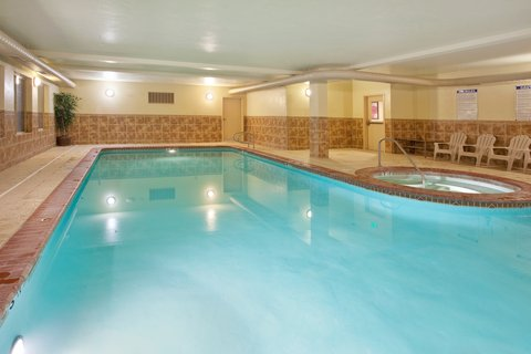 Holiday Inn Express & Suites CEDAR CITY - Swimming Pool  Holiday Inn Express  Cedar City  UT