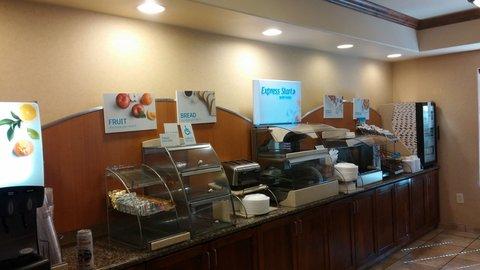 Holiday Inn Express & Suites CEDAR CITY - Breakfast Bar
