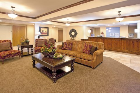 Holiday Inn Express & Suites CEDAR CITY - Front Desk  Holiday Inn Express  Cedar City  UT