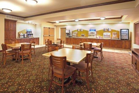 Holiday Inn Express & Suites CEDAR CITY - Breakfast Area  Holiday Inn Express  Cedar City  UT