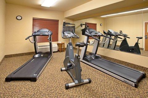 Holiday Inn Express & Suites CEDAR CITY - Fitness Center  Holiday Inn Express  Cedar City  UT