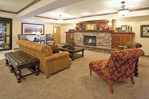 Holiday Inn Express & Suites CEDAR CITY - Hotel Lobby  Holiday Inn Express  Cedar City  UT