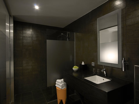 Park Plaza Vondelpark, Amsterdam - Bathroom Executive Room