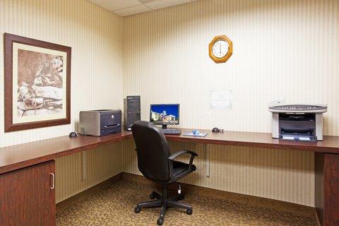 Holiday Inn Express & Suites GARDEN CITY - Business Center
