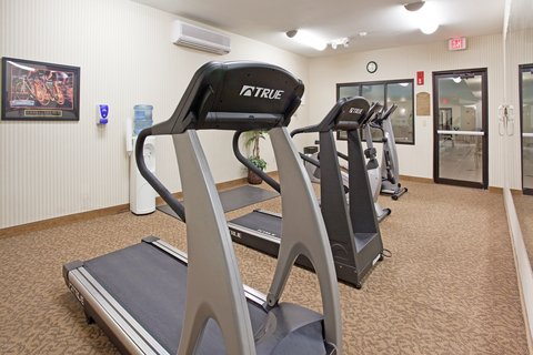 Holiday Inn Express & Suites GARDEN CITY - Fitness Center