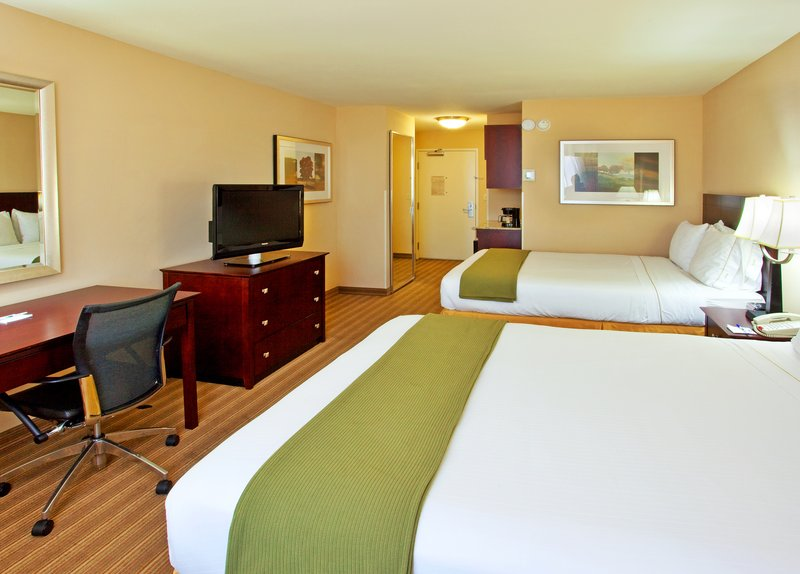 HOLIDAY INN EXP STE RIVER PARK