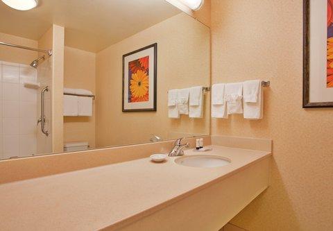 Fairfield Inn and Suites by Marriott Austin Northwest/Domain - Suite Bathroom