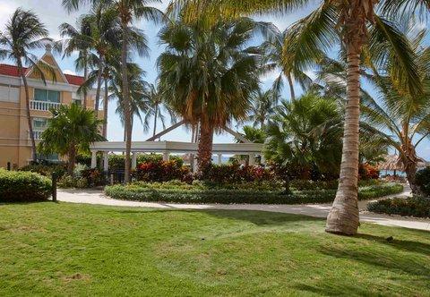 Curacao Marriott Beach Resort & Emerald Casino - Garden View Guest Room - View