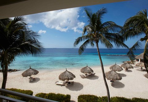 Curacao Marriott Beach Resort & Emerald Casino - Beachfront Ocean view