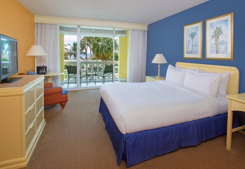 Curacao Marriott Beach Resort & Emerald Casino - King Guest Room