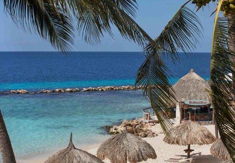 Curacao Marriott Beach Resort & Emerald Casino - Boardroom Beach Bar