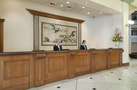 Crowne Plaza TERRIGAL - Reception Desk