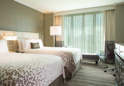 Renaissance Tampa International Plaza Hotel - Queen Queen Guest Room