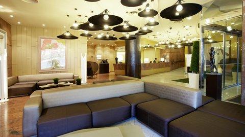Holiday Inn ANDORRA - Lobby Lounge