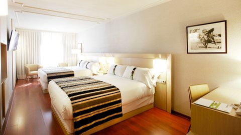 Holiday Inn ANDORRA - Double Bed Guest Room