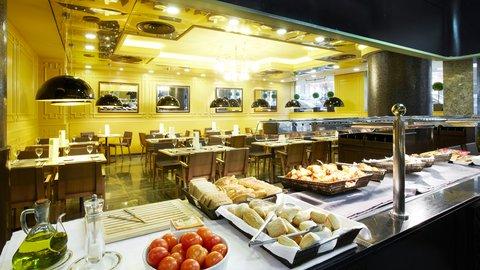 Holiday Inn ANDORRA - Breakfast Area