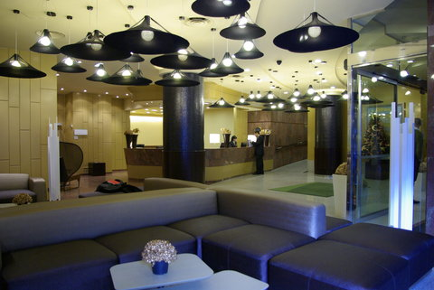 Holiday Inn ANDORRA - Hotel Lobby