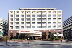 Crowne Plaza Athens Hotel Exterior front view