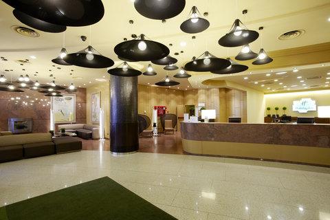 Holiday Inn ANDORRA - Reception
