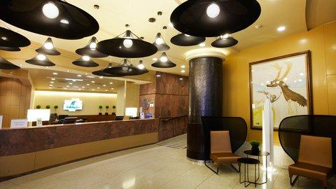 Holiday Inn ANDORRA - Front Desk