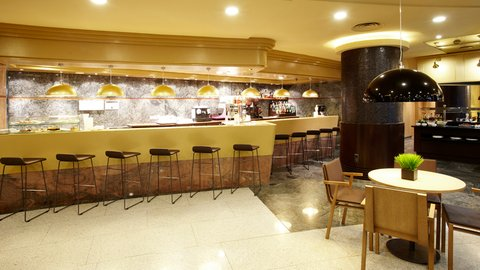 Holiday Inn ANDORRA - Bar and Lounge