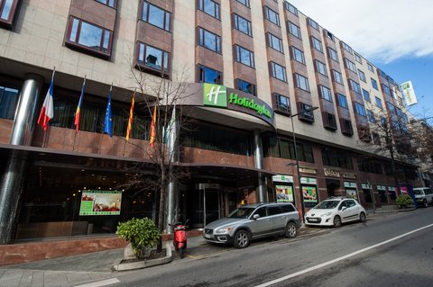 Holiday Inn ANDORRA - Exterior Feature
