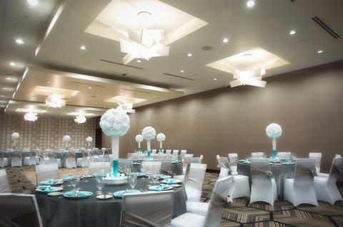 Homewood Stes Denver Dtwn Conv Ctr - Wedding Banquet