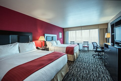 Holiday Inn Hotel & Suites ANAHEIM - FULLERTON - Two Queen Bedded Guest Room