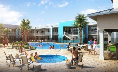 Lexington Hotel Key West - Hotel Pool