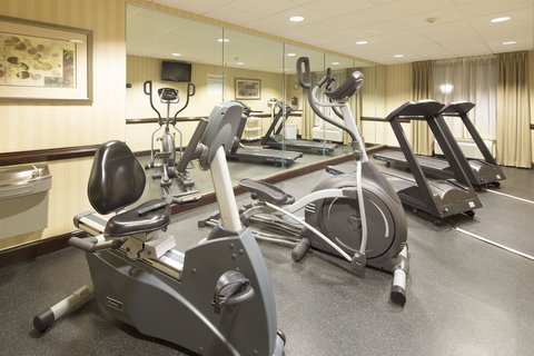 Holiday Inn Express & Suites GADSDEN W-NEAR ATTALLA - guest fitness center