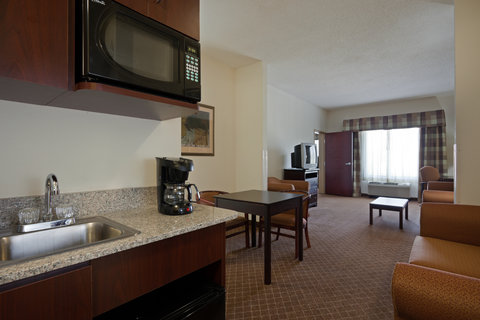 Holiday Inn Express & Suites GADSDEN W-NEAR ATTALLA - Accessible Two Room Suite