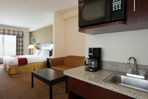 Holiday Inn Express & Suites GADSDEN W-NEAR ATTALLA - Suite
