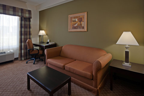 Holiday Inn Express & Suites GADSDEN W-NEAR ATTALLA - Room Feature
