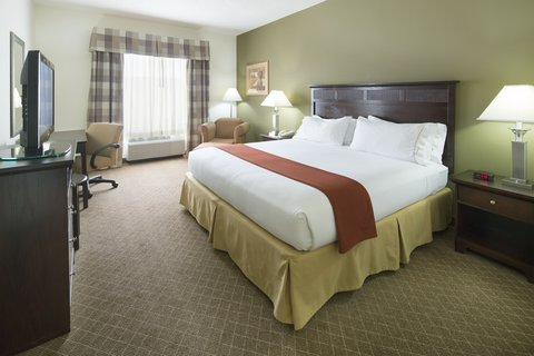 Holiday Inn Express & Suites GADSDEN W-NEAR ATTALLA - king guest room with work desk
