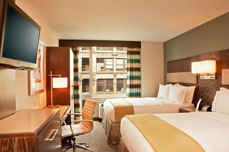 Holiday Inn Express MANHATTAN TIMES SQUARE SOUTH - New York, NY