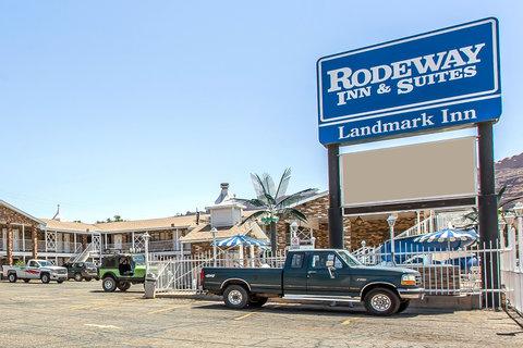 Rodeway Inn & Suites Landmark Inn - Exterior