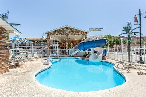 Rodeway Inn & Suites Landmark Inn - Pool