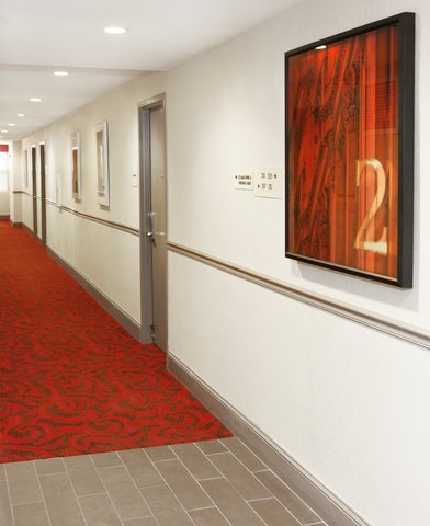 Holiday Inn Express CHICAGO - MAGNIFICENT MILE - Hallway