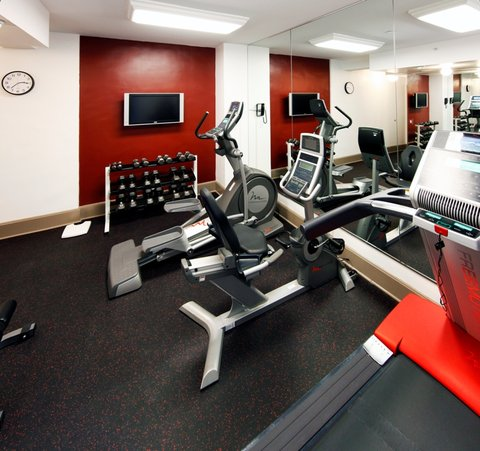 Holiday Inn Express CHICAGO - MAGNIFICENT MILE - Holiday Inn Express Hotel Cass - Mag Mile Fitness Center