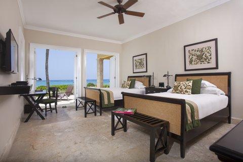 Tortuga Bay Hotel - Ocean Front Two Bedrooms Suite