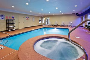 Pool - Holiday Inn Express Hotel & Suites Hixson