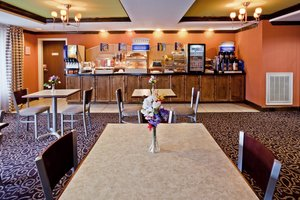 Restaurant - Holiday Inn Express Hotel & Suites Hixson
