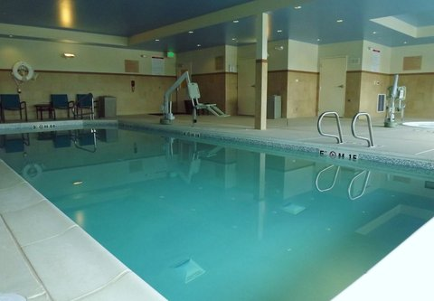 TownePlace Suites Richland Columbia Point - Indoor Pool