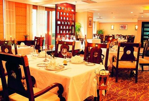 亞洲國際大酒店 - Restaurant