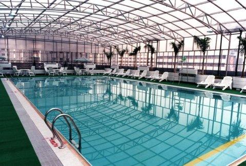亞洲國際大酒店 - Swimming Pool