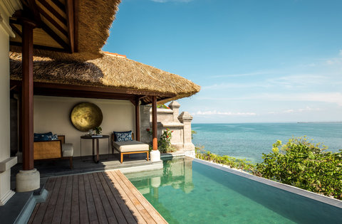 Four Seasons Resort Bali at Jimbaran Bay - Premier Villa Bale and Deck