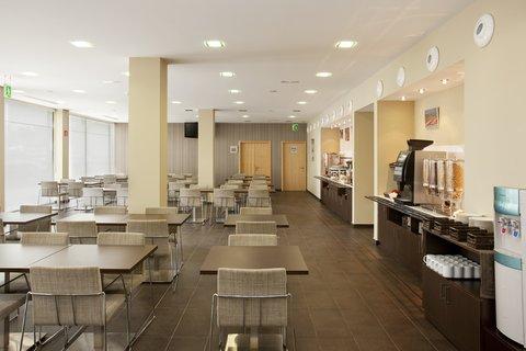 Holiday Inn Express Barcelona Sant Cugat - Breakfast Area